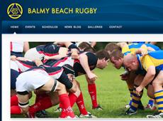 BALMY BEACH RUGBY