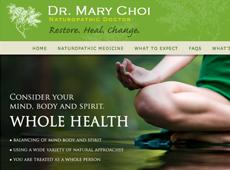 DR MARY CHOI