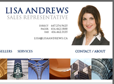 LISA ANDREWS