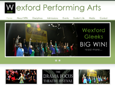 WEXFORD PERFORMING ARTS